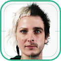 Split Face Photo Join icon