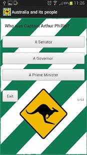 Australian Citizenship Test- screenshot thumbnail