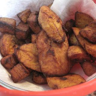 Dodo aka Fried Plantain.