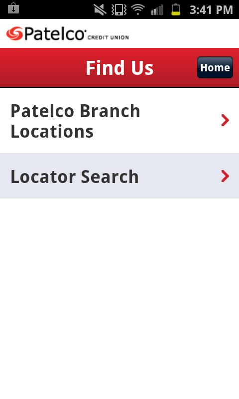 Patelco - screenshot