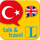 Turkish talk&travel icon