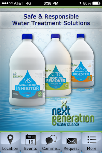 Next Generation Water Science