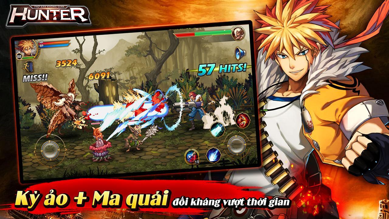 Hunter - Thợ Săn Không Gian- screenshot