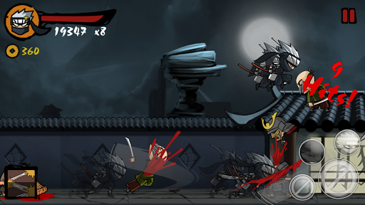 Ninja Revenge screenshot