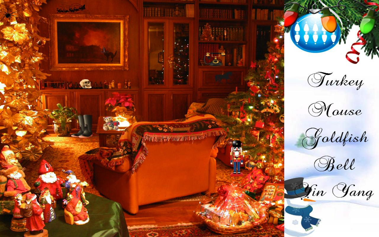 2011 Holiday Hidden Objects - screenshot