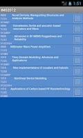 Screenshot of IMS2012