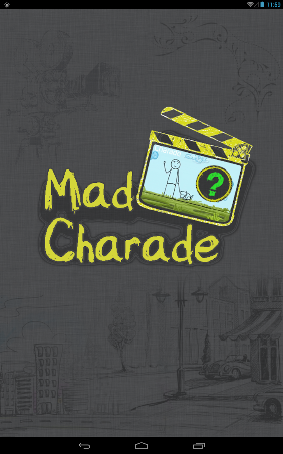 Mad Charade - Word Guessing- screenshot