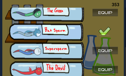 Sperm Heros- screenshot thumbnail