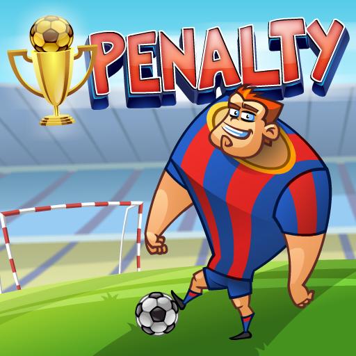 クレイジーペナルテイキック 體育競技 App LOGO-硬是要APP