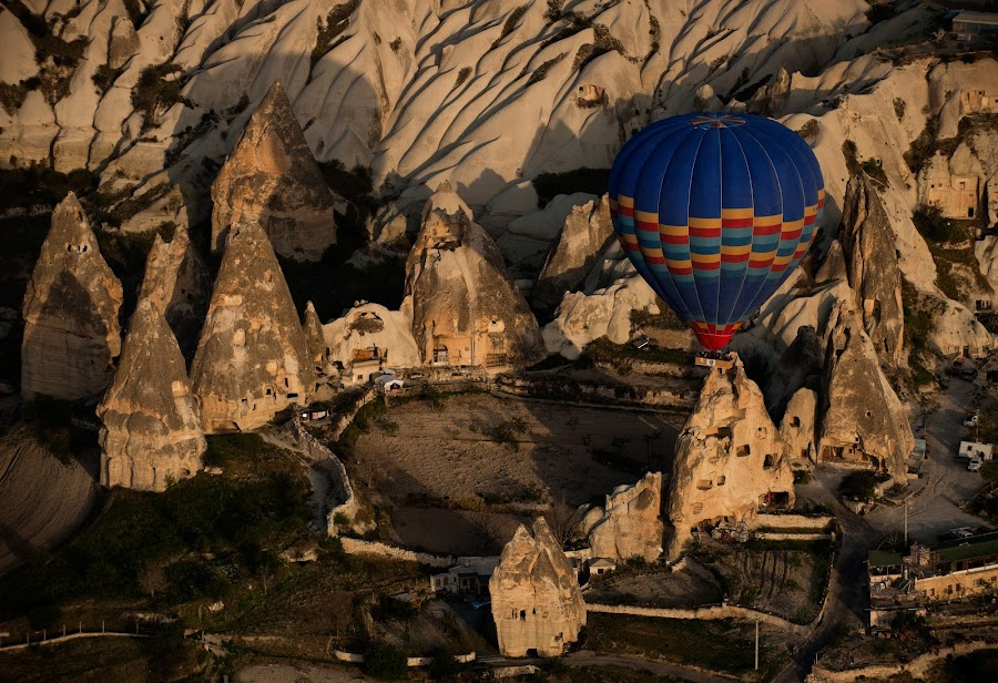 Cappadocia by Dimitar Pavlov - Landscapes Caves & Formations ( caves, turkey, cappadocia, formation )