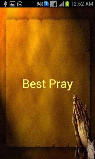 Best Pray