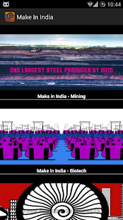 Make In India- screenshot thumbnail