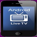 Android TV Live icon