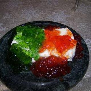 Christmas Chip Dip Recipe