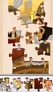 Live Jigsaws - Aladdin Free Screenshot 1