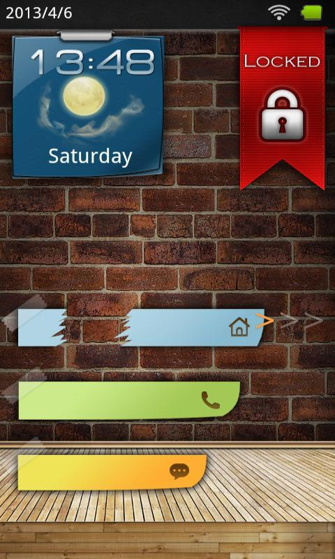 ToRight Locker - screenshot