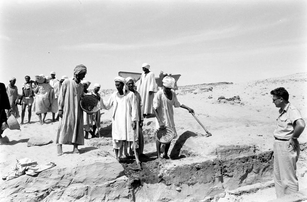 Upper Egypt And Nubian Monuments And High Dam Story
