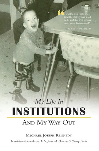 My Life in Institutions and My Way Out cover