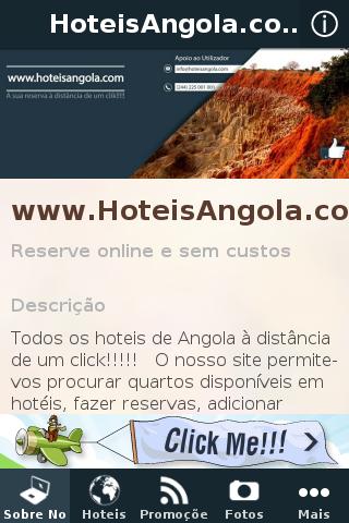 Hotels Angola