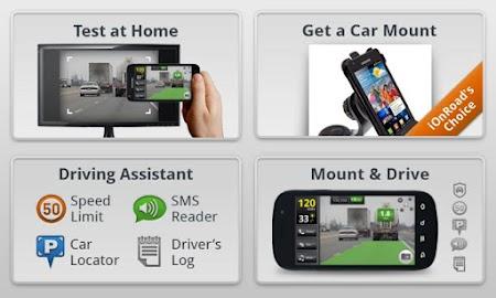 iOnRoad Augmented Driving Lite Screenshot 9