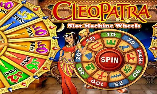Cleopatra Slot Machine Wheels