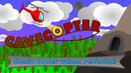 Cave Copter