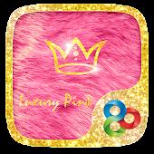 (FREE) Luxury Pink GO Theme