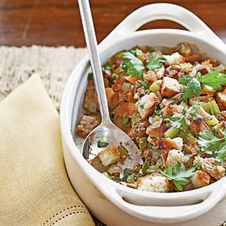 Chestnut-and-Oyster Stuffing