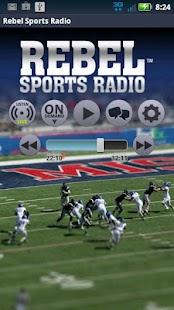 Rebel Sports Radio - screenshot thumbnail