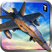 Jet Fighter Parking 3D