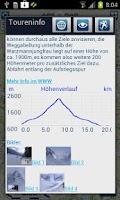 Screenshot of Outdoor and Hiking Navigation