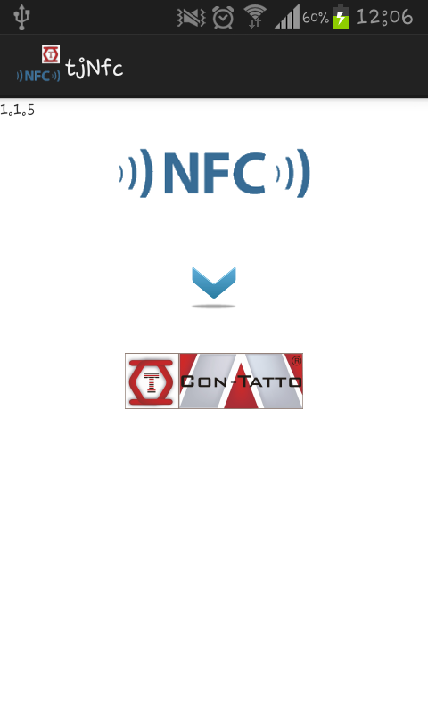 TjNFC - screenshot