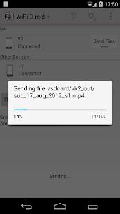 玩免費通訊APP|下載WiFi Direct + app不用錢|硬是要APP