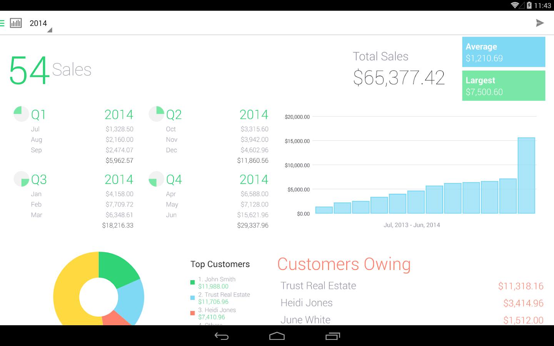 Invoice2go - Invoice App - screenshot