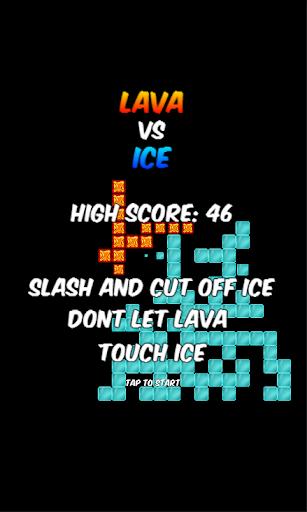 Lava vs Ice