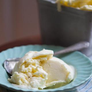 Lemon Curd Ice Cream
