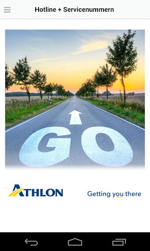 Athlon Car Lease Germany