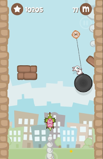 Bunny Goes Boom! Flying Game🚀- screenshot thumbnail