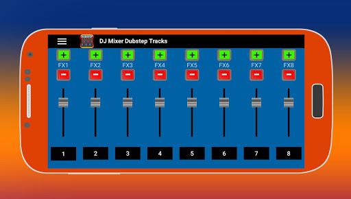 DJ Mixer Dubstep Tracks