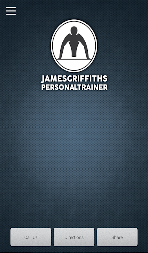 James Griffiths PT