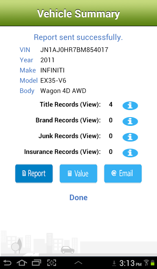 Vinsmart android apps on google play for The national motor vehicle title information system