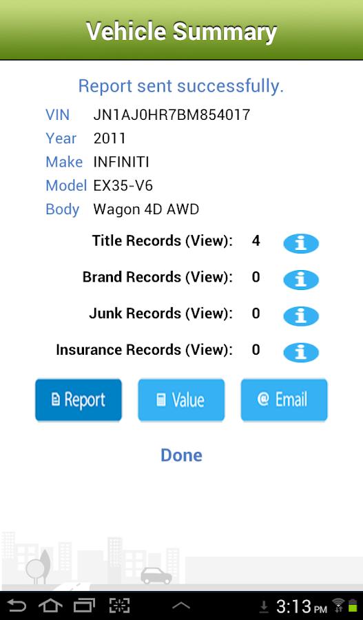 Vinsmart android apps on google play for National motor vehicle title information system