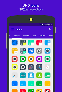 Goolors Elipse - icon pack screenshot 20