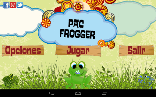 PacFrogger