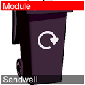 What Bin Day Sandwell icon