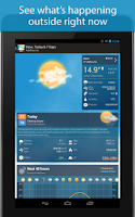 Screenshot of Weatherzone Plus