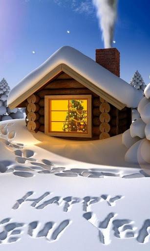 降雪动态壁纸免费下载