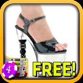 3D Stripper Heel Slots - Free