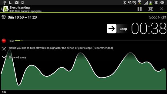 Sleep as Android - screenshot thumbnail