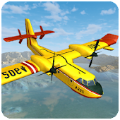 Flight Sim 3D Seaplane